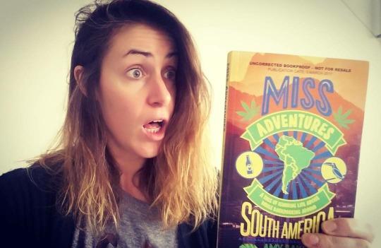 Amy Baker, Miss-Adventures