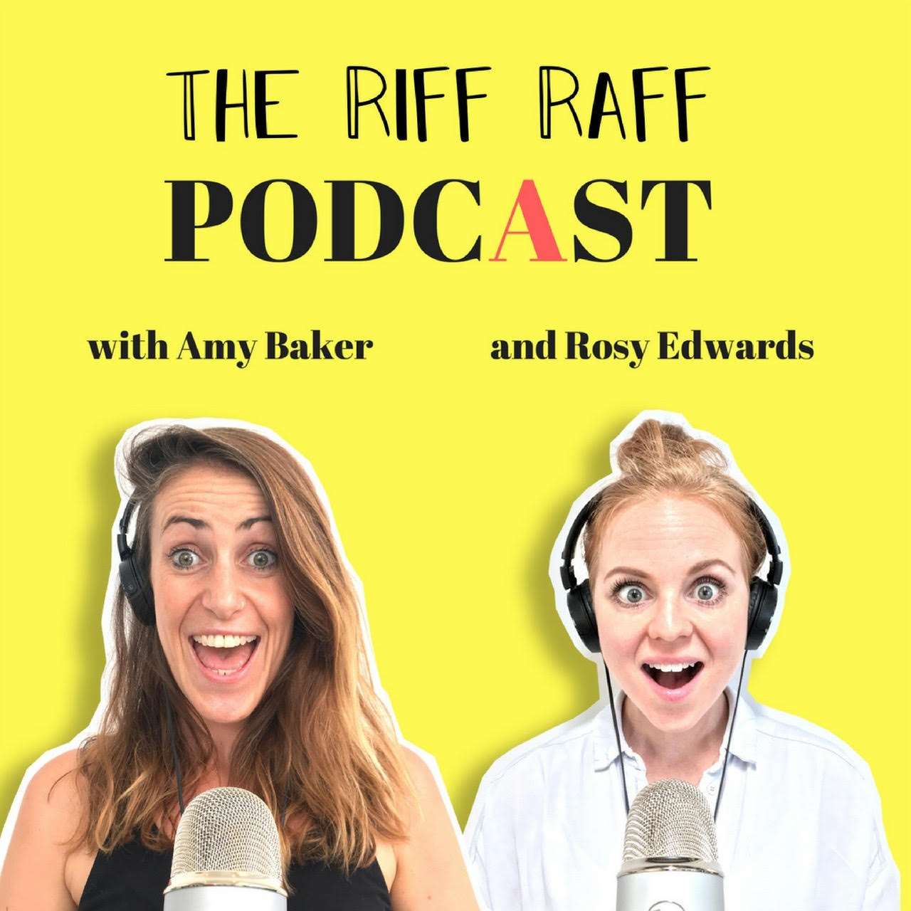 Amy Baker author The Riff Raff